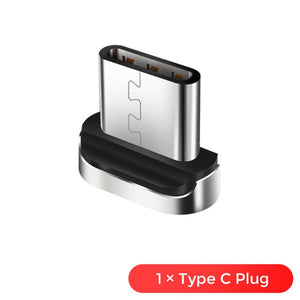 ANBES Magnetic Micro USB Cable USB Type C Magnet Charger Charging Wire USB C Cable For iPhone Samsung Xiaomi Mobile Phone Cables
