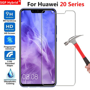 Tempered Glass For Huawei Mate 20 Lite P20 Pro Protective Glas Screen Protector On Mate20 20lite P 20 P20lite P20pro 20pro matte