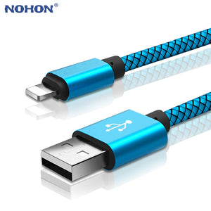 20CM 1M 2M 3M Data USB Fast Charger Cable For iPhone Xs Max XR X 6 s 6s 7 8 Plus 5s SE iPad Charging Origin Short Long Wire Cord
