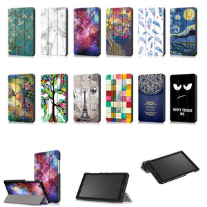 For Huawei MediaPad T3 7 3G BG2-U01 2018 Release New Tablet Printed Case for Huawei MediaPad T3 7.0 3G tablet case