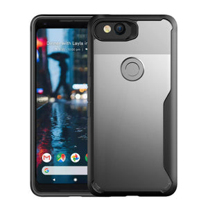 Heavy Duty Bumper for Google Pixel 2 3 3a Case Transparent Shield Hybrid Drop Protection Armor Cover for Google Pixel 2 3 3a XL