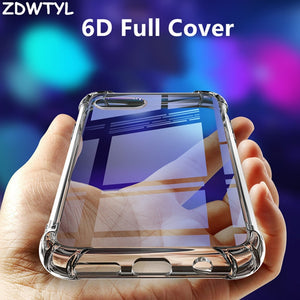 For Oneplus 6T Case Oneplus 6 Case Transparent Soft Case Oneplus 3 3T 5 5T OnePlus 7 Pro Oneplus6 Silicone Back Cover Phone Case