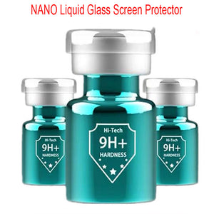 4mL NANO Liquid Glass Screen Protector Oleophobic Coating Film Universal for iPhone Huawei Xiaomi Mate 20 Pro Lite
