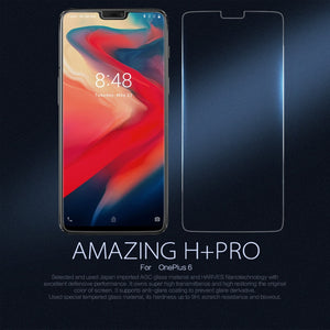 Oneplus 7 Pro/7/7T/6/6T Tempered Glass Nillkin H/ H+PRO Tempered Glass Screen Protector For oneplus6 one plus 7 7t 6t 5 5t Glass