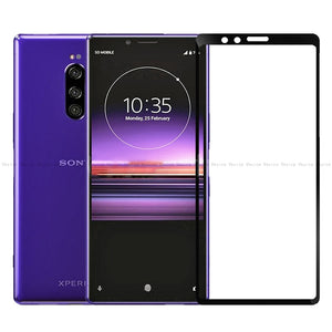 Tempered Glass For Sony Xperia XA3 XZ4 1 10 XA1 XA2 Ultra XZ1 XZS XZ XP XZ2 Compact Screen Protector Protective Glass Film 9H HD