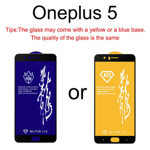 6D Glass for Oneplus 6t 7 Pro 6 5t 5 Screen Protector One Plus 7pro Oneplus7 Phone 5D Tempered Glass for Oneplus 7 Pro 6t 6 5t