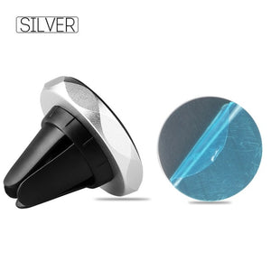 Magnetic Car Phone Holder for iPhone for Xiaomi GPS Table Dashboard Phone Holder Stand Air Vent Mount Grip Bracket Magnet Holder
