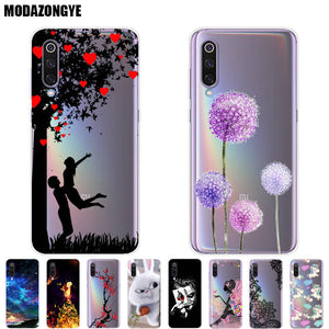 Case For Xiaomi Mi 9 Phone Case Xiaomi Mi9 Cover Xiomi Xiaomi Mi 9 Se Mi9 Se Mi 9Se Mi9Se Case Silicone Soft TPU Cartoon