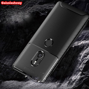 Shockproof Silicon Case For Sony Xperia XZ2 XZ3 XA2 XA3 Ultra Plus Compact Premium Soft TPU Phone Case Cover Shell Coque