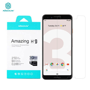 Tempered Glass for Google Pixel 3 XL 3XL 3A XL Nillkin Amazing H+Pro 0.2MM Screen Protector sfor Google Pixel 3 Glass