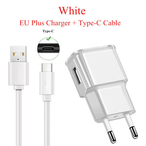 Charger Cable For Samsung Galaxy A5 A7 J3 J5 J7 2017 2016 A8 A6 Plus J4 J6 J8 2018 Fast Charging for S6 S7 S8  S9 Plus Note 8