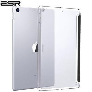 ESR Case for iPad Air 3 2019 Hard Shell Clear Hard Case Fits with Smart Keyboard Slim Fit Back Cover for iPad Air 3 2019 10.5""