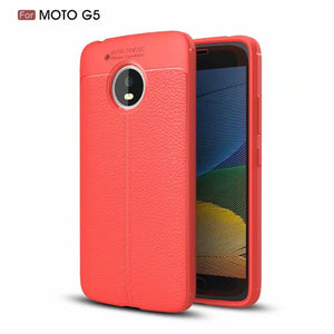 Luxury Soft TPU Leather Case For Moto X4 C Plus E4 Euro E5 G3 G4 G5 G5S G6 Play G7 Power Euro Z2play Z3 Z4 Play Go One P40 Case
