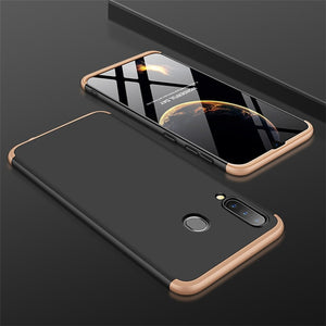 360 Full Shockproof Case For Samsung A30 Case 3 in 1 Hard PC Cover Case For Samsung Galaxy A30 A 30 SM-A305F A305 A305F Capa