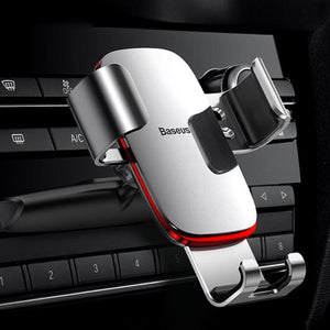 Baseus Car Phone Holder 360 Rotation Mobile Phone Clip Holder Stand Bracket CD Slot Mount Clip Holder for iPhone Samsung