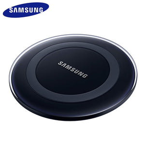 Samsung 5V/2A QI Wireless Charger Adapter Charge Pad For Galaxy S7 S6 EDGE S8 S9 S10 Plus Note 4 5 for Iphone 8 Plus X XS MAX XR