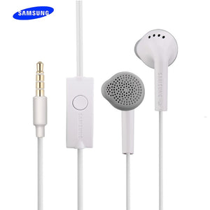 Original Samsung Earphone Stereo Sound Bass Earbuds With Mic For Galaxy S6 S7 Edge S8 S9 S10 Plus J4 J6 A3 A5 A7 A10 A30 A50 A70