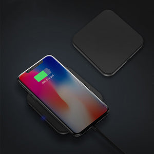 For Huawei Honor 10 Lite 9 Lite 8 8C 8A 8X Max Charger Wireless Chargers Charging Pad QI Receiver Silicon Case Phone Accessories