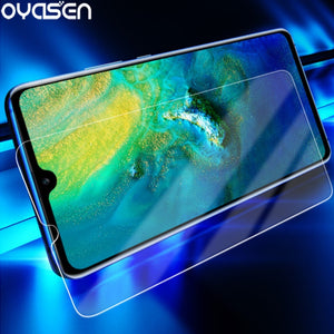 Tempered Glass For Huawei P20 Lite Pro Honor 9 10 20 V20 Lite P Smart Plus 2019 Nova 3 3i 3e 9H Anti Blue Light Screen Protector