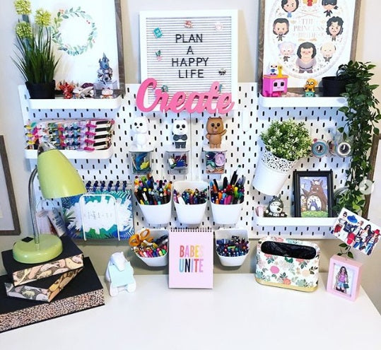 Tips for Setting up a Craft Room