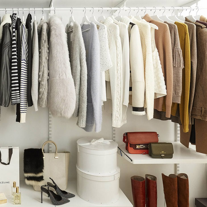 5 Questions To Help You Decide What To Keep In Your Closet