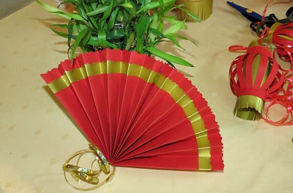Making Your Own Chinese New Year Crafts