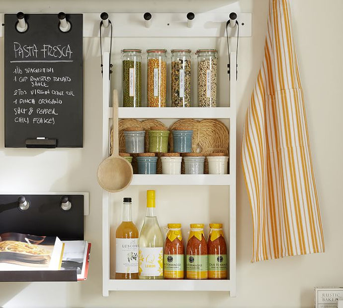 5 Ways to Maximize Your Kitchen Storage Using Wall Space