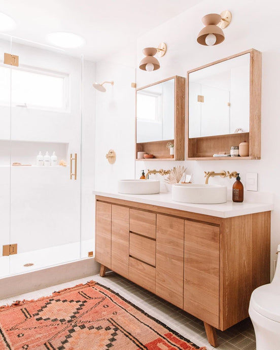 5 Ideas for Minimalist Bathroom To Inspire You