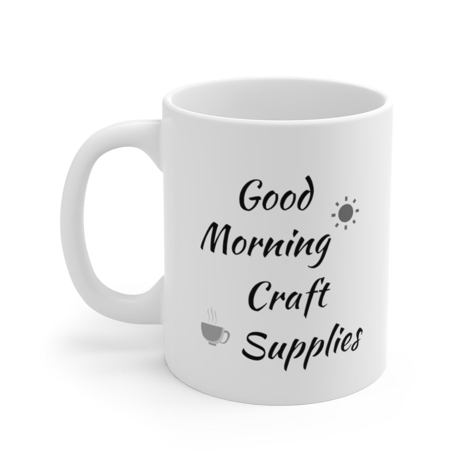 Good Morning Craft Supplies