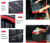 Collapsible Car Trunk Organizer & Storage Container Cargo Box
