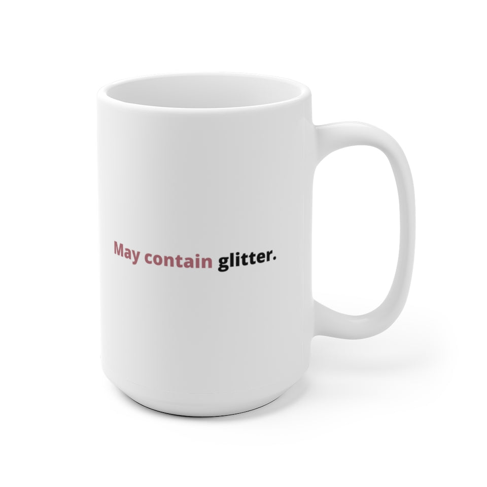 May Contain Glitter.