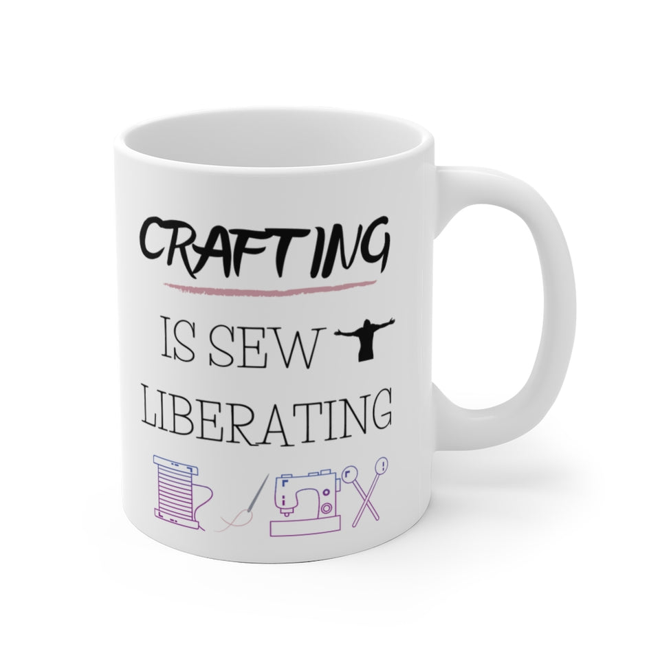 Crafting Is Sew Liberating