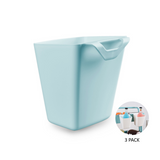 Hanging Multi-Purpose Storage Bin 3 Pack