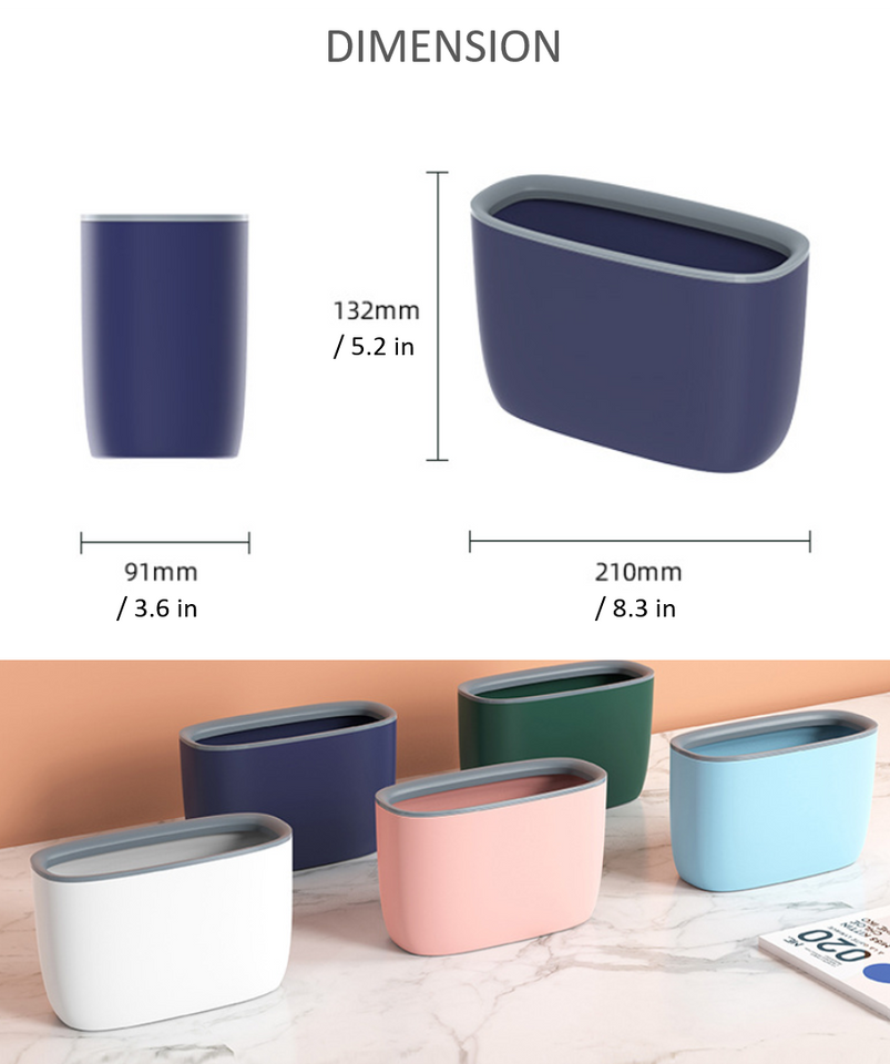 Joy Edition Mini Trash Can