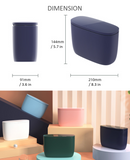 Joy Edition Mini Trash Can with Lid