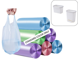 2 x 100 counts - 2-2.6 Gallon Small Kitchen Garbage Bags ( 25 % off! )  - 100 counts @ $10.99