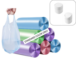 6 x 100 counts - 0.4 Gallon Small Trash Garbage Bags ( 46 % off! )