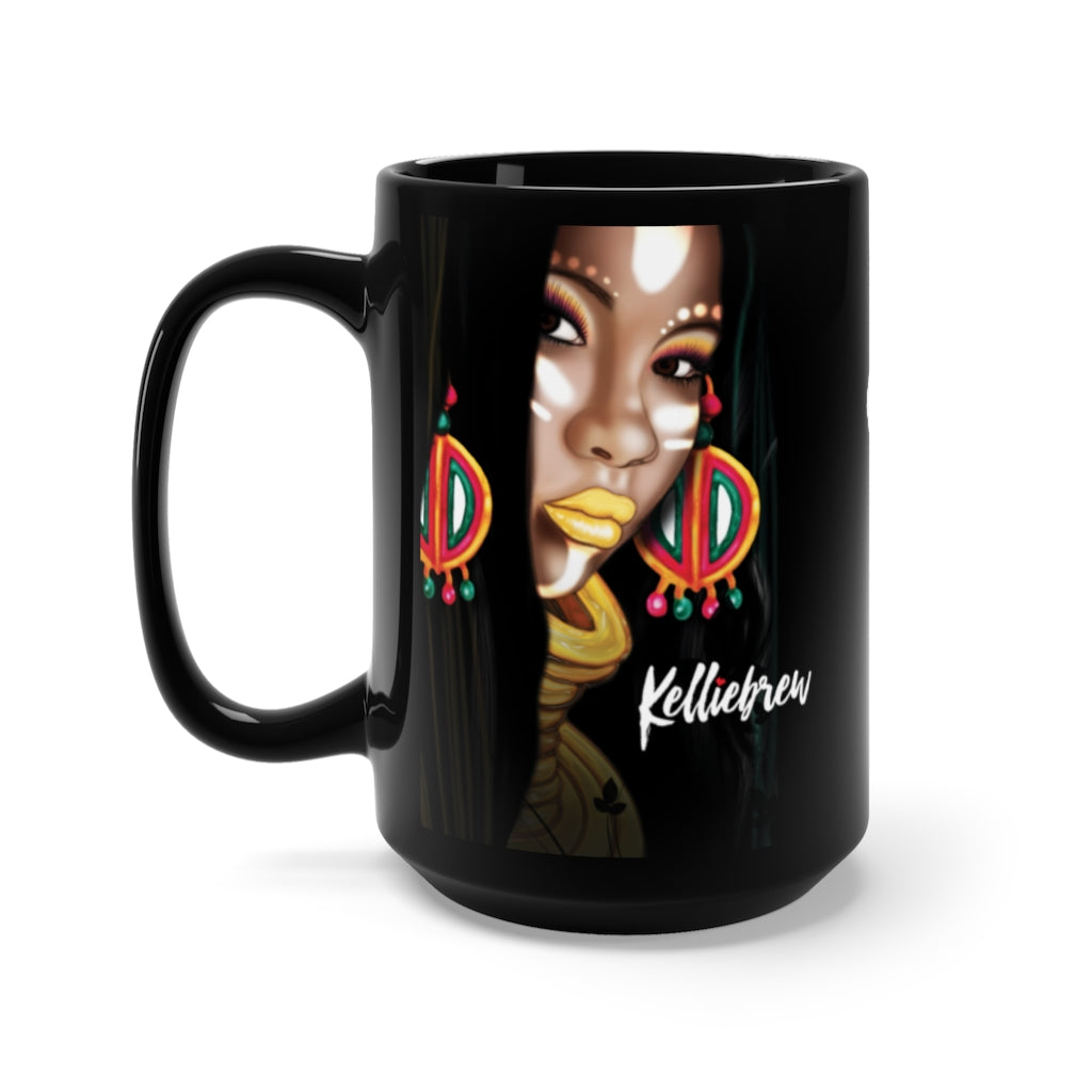 Black Girl Magic Mug 15oz