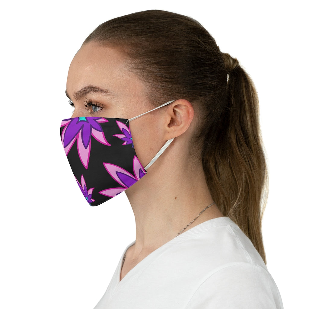 Mary Jane Fabric Face Mask
