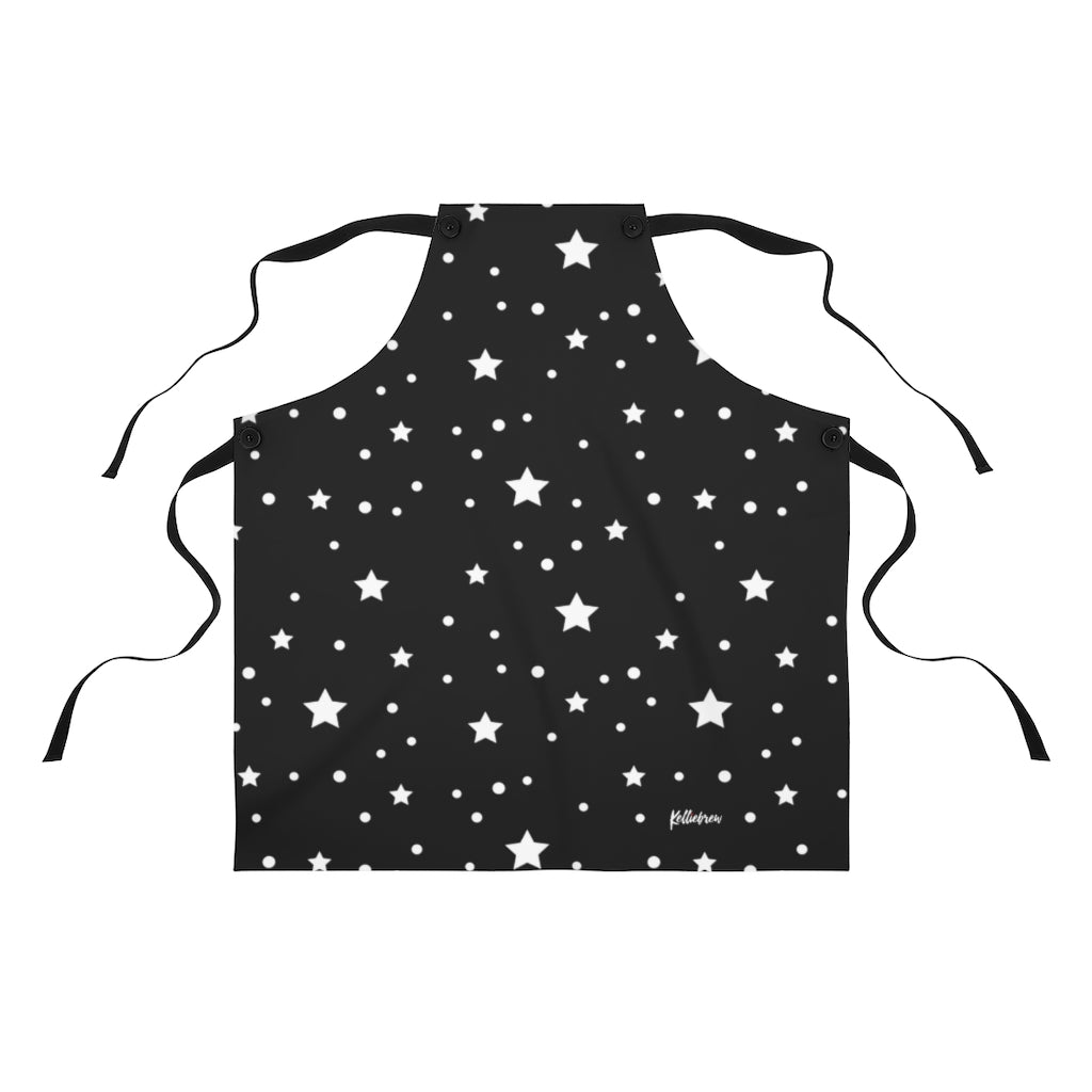 Black Magic Art Apron