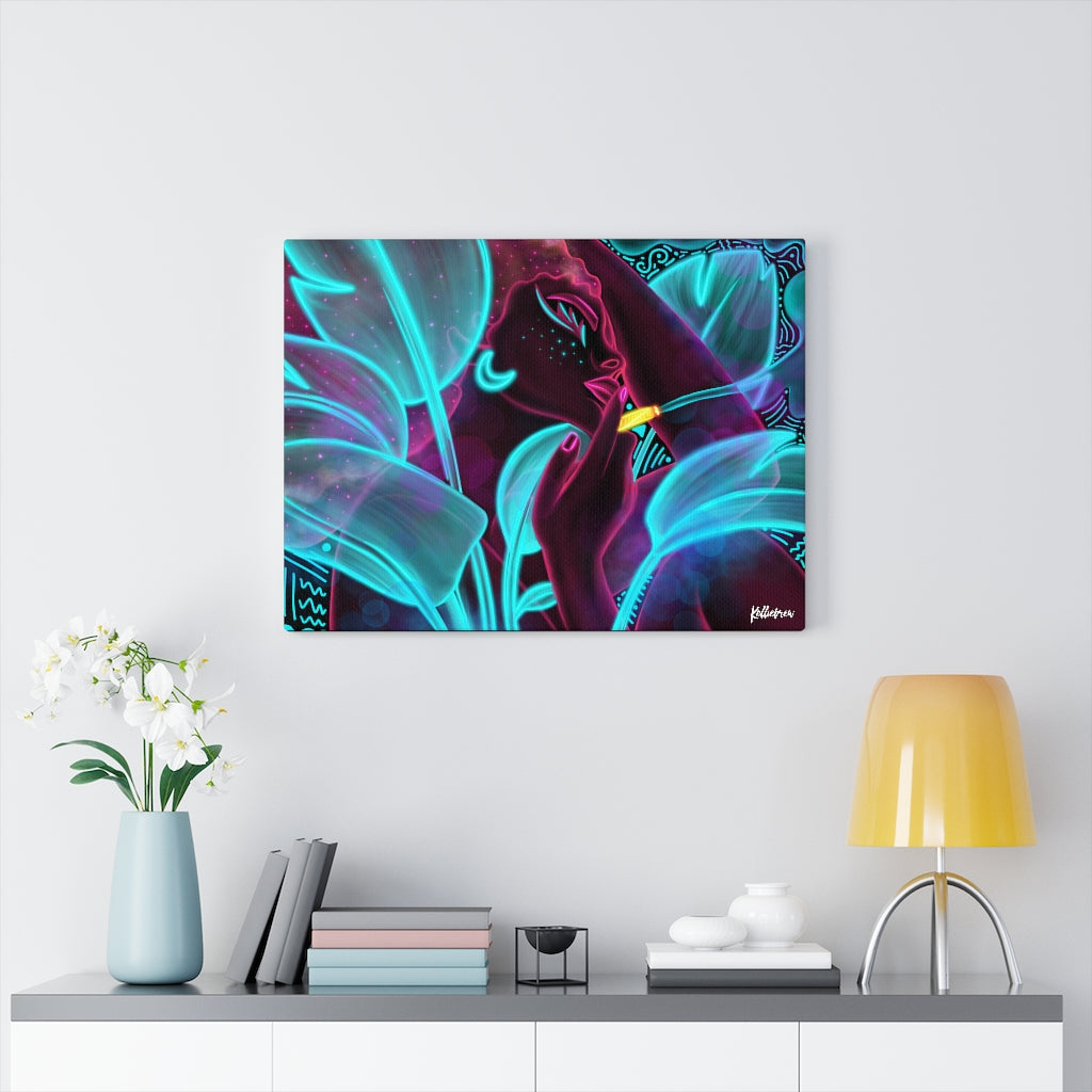 Whispers in the Wild Canvas Gallery Print