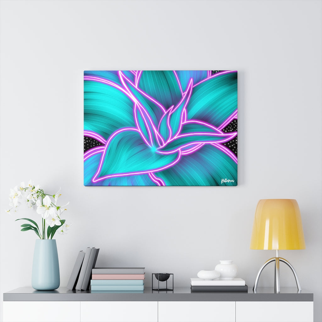 Agave Canvas Gallery Print
