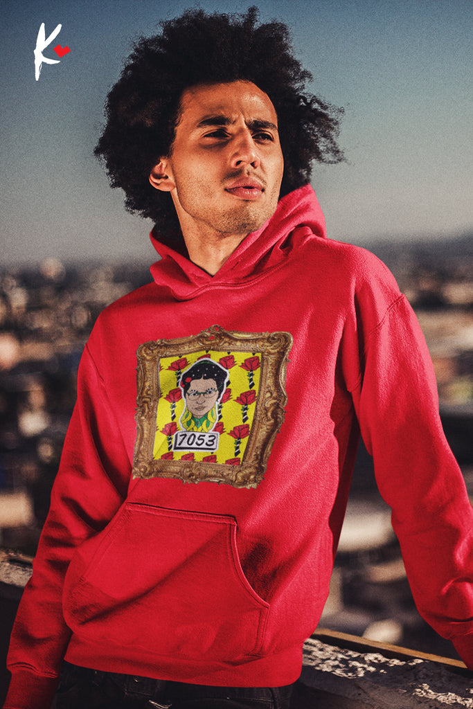 Rosa Parks Red Hoodie