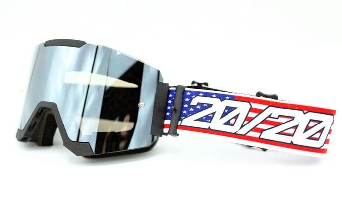 20/20 Vision Magnetic MX Goggles - KDEAM OPTICS USA