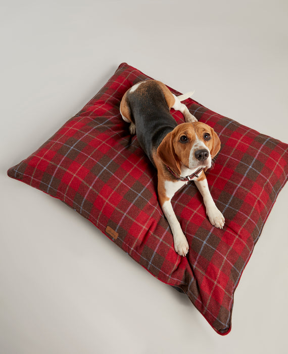 Joules Country Tweed Mattress for dogs