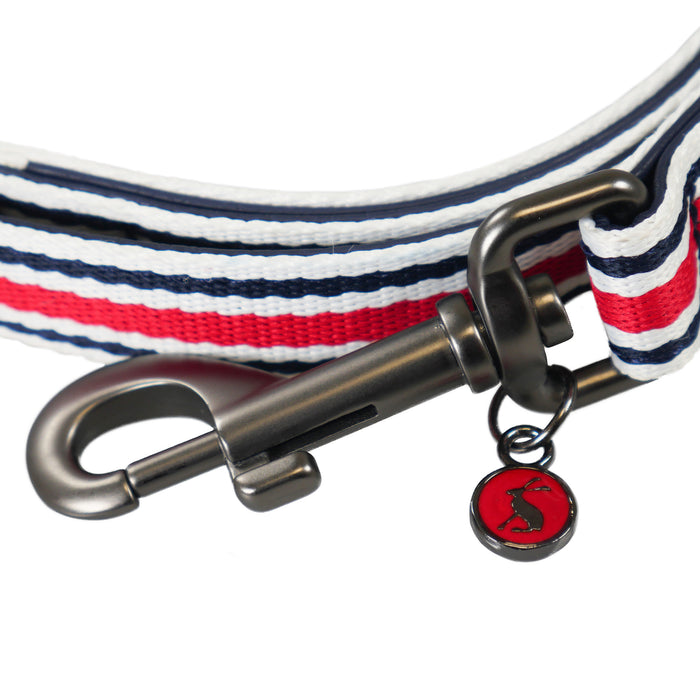 Joules Coastal Stripe Dog Lead