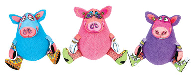 Mini Hog Dog Toy with grunting noise