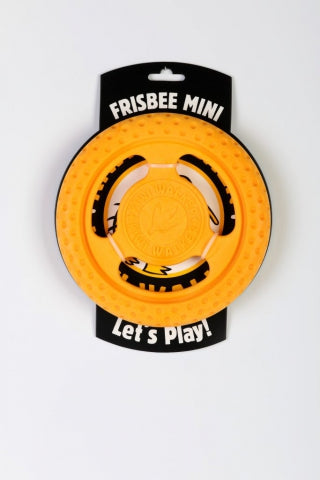 Kiwi Walker Mini Frisbee - Orange