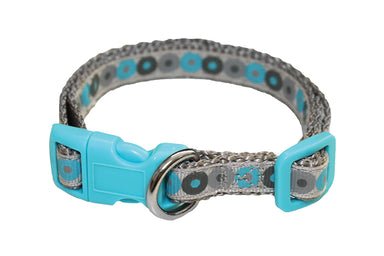 Puppy Starter Collar & Lead Set - Blue