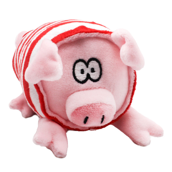 Pig in Blanket - Dog Toy